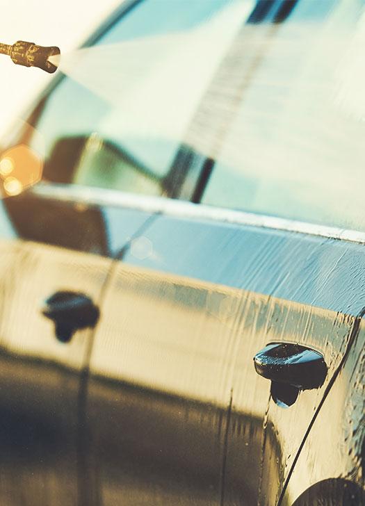 lavage auto portique kärcher