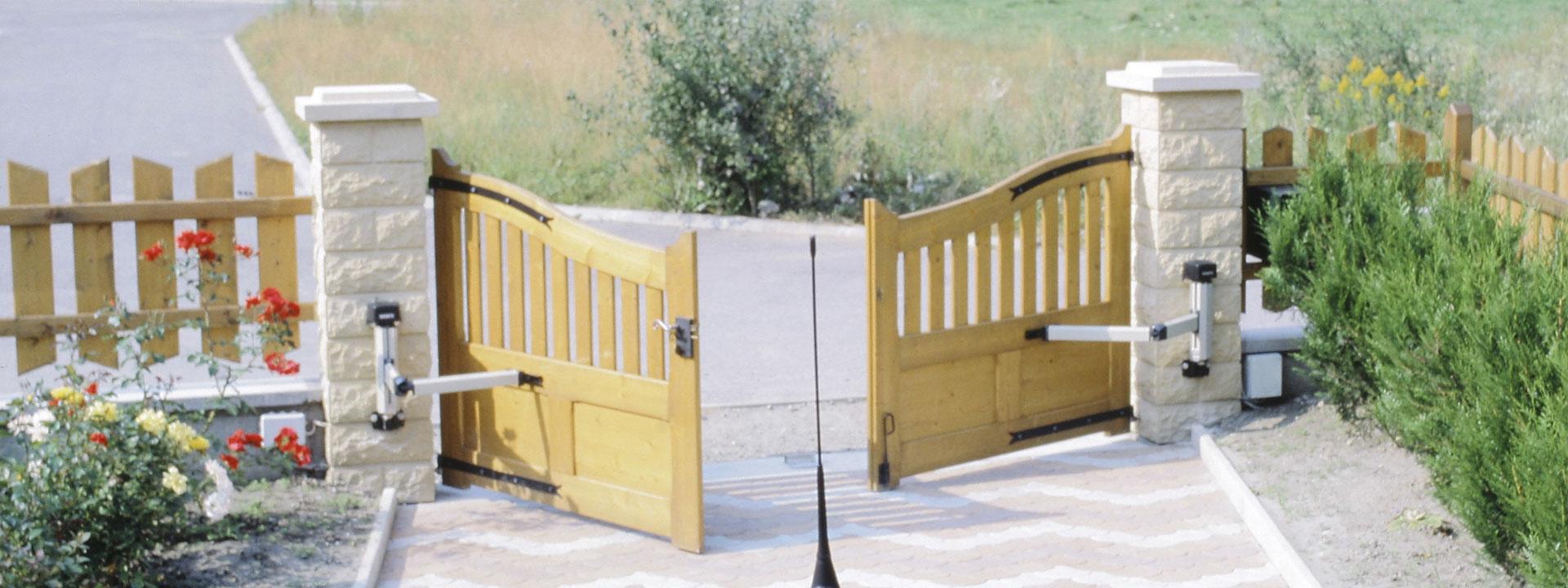 Automatisme de portail